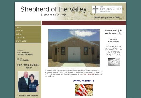shepherd-of-the-valley.org thumbnail