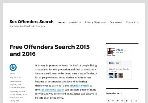 sexoffenderssearch.org thumbnail