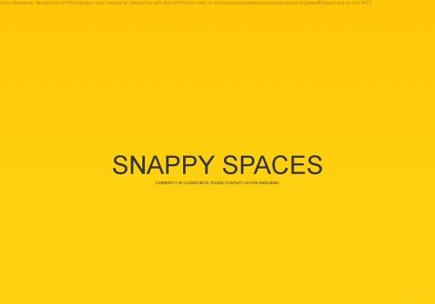 snappyspaces.org thumbnail