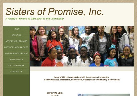 sistersofpromise.org thumbnail