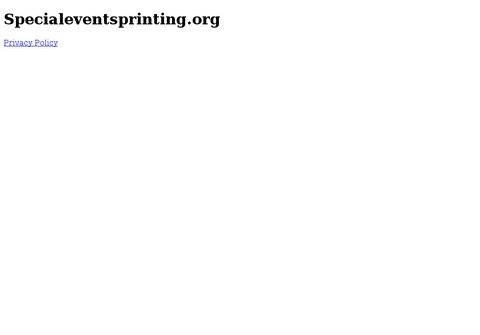specialeventsprinting.org thumbnail