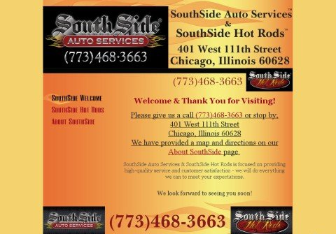 southsideautoservices.org thumbnail