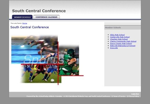 southcentralconf.org thumbnail