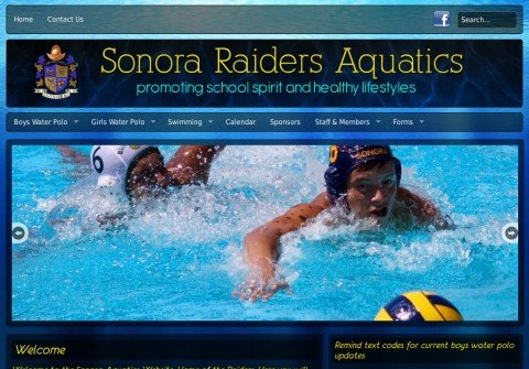 sonoraaquatics.org thumbnail