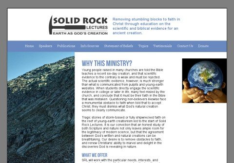solidrocklectures.org thumbnail