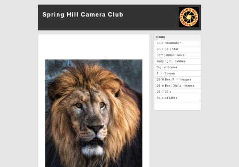 whois springhillcameraclub.org