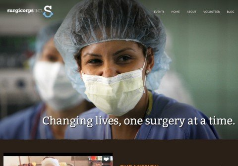 surgicorps.org thumbnail