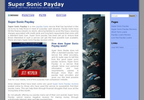 supersonicpayday.org thumbnail