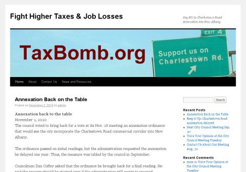 whois taxbomb.org