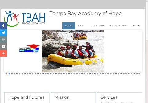 tampahope.org thumbnail