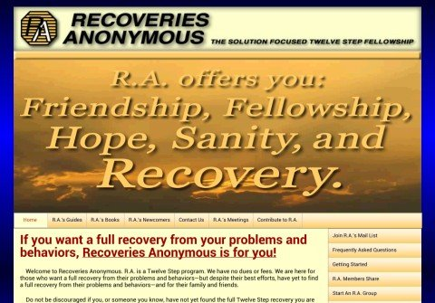 the-recovery.org thumbnail