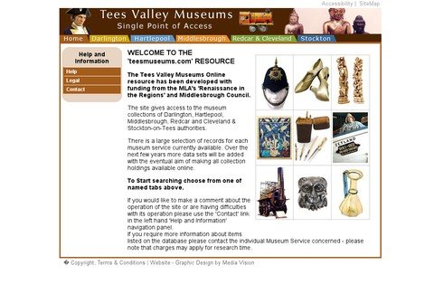 whois tessvalleymuseums.org
