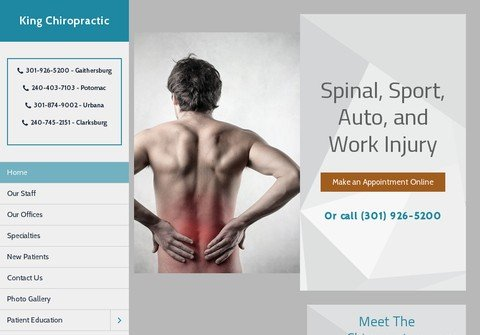 thespinewhisperer.org thumbnail
