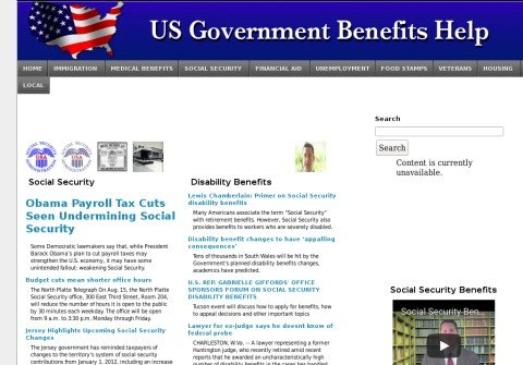 usgovernmentbenefits.org thumbnail