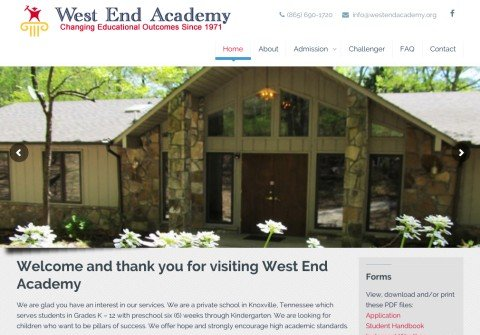 westendacademy.org thumbnail