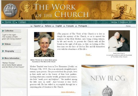 whois workofthechurch.org
