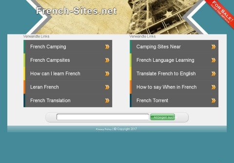 french-sites.net thumbnail