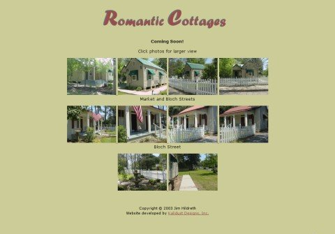 romanticcottages.net thumbnail