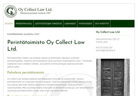 collectlaw.net thumbnail