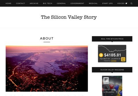 thesiliconvalleystory.com thumbnail