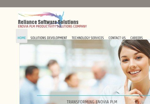 whois reliancesoftware.net