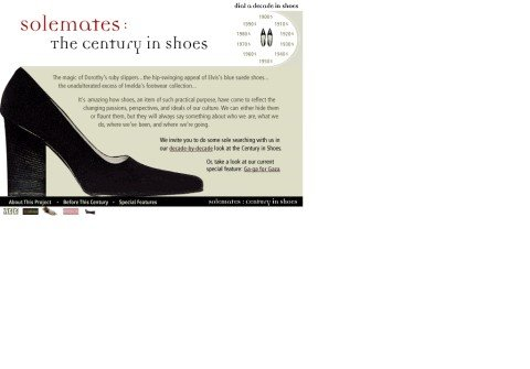 centuryinshoes.com thumbnail