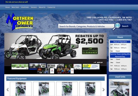 northernpowersports.com thumbnail