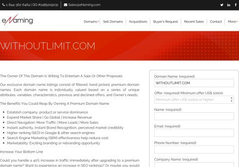 withoutlimit.com thumbnail