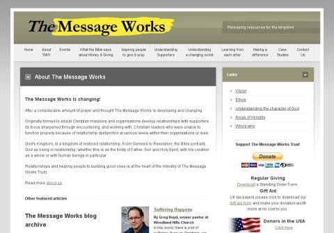 message-works.com thumbnail