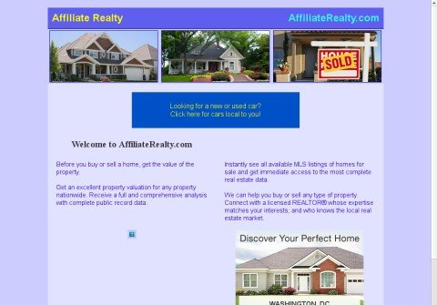 affiliaterealty.com thumbnail