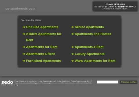 cu-apartments.com thumbnail