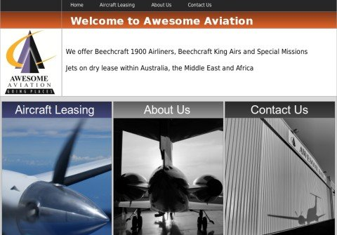 awesomeaviation.net thumbnail