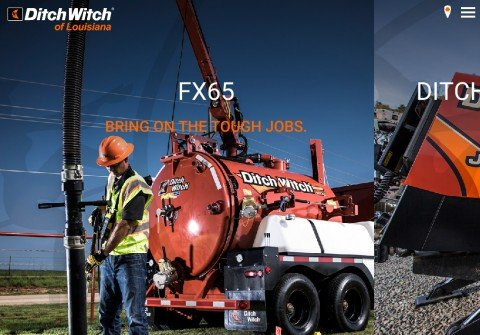 ditchwitchla.com thumbnail
