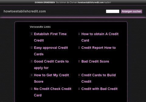 howtoestablishcredit.com thumbnail