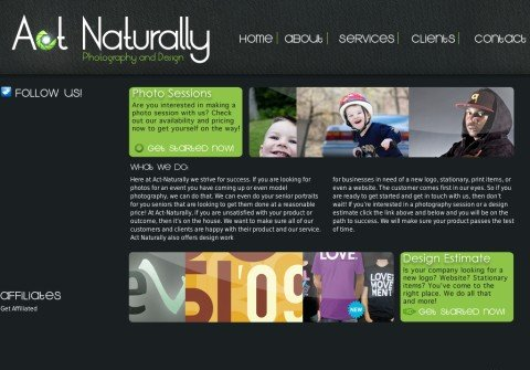 act-naturally.com thumbnail