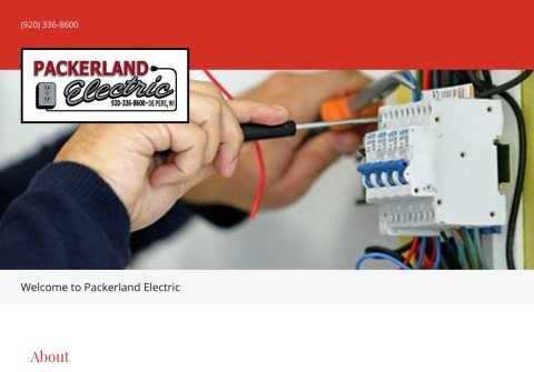 packerlandelectric.com thumbnail