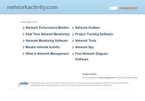 networkactivity.com thumbnail