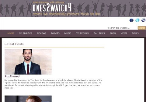 ones2watch4.com thumbnail