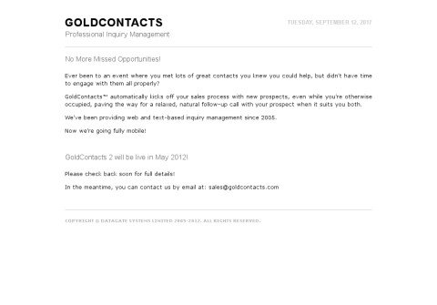 goldcontacts.com thumbnail