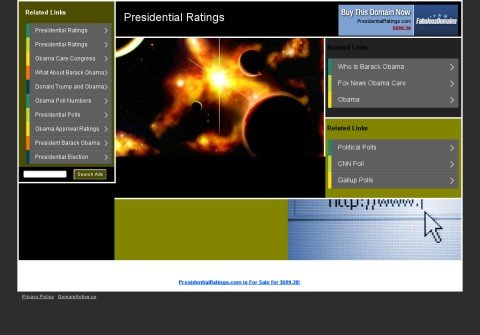 presidentialratings.com thumbnail