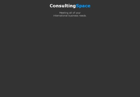 consultingspace.com thumbnail