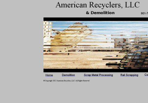 americanrecyclers.net thumbnail