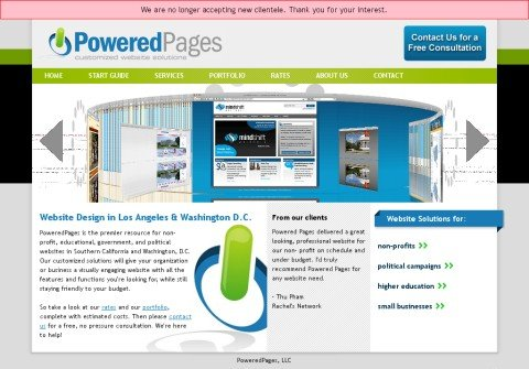 poweredpages.com thumbnail