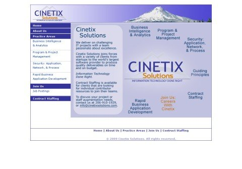 cinetixconsulting.com thumbnail