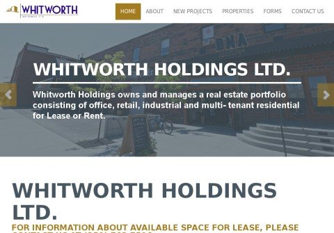 whitworthholdings.com thumbnail