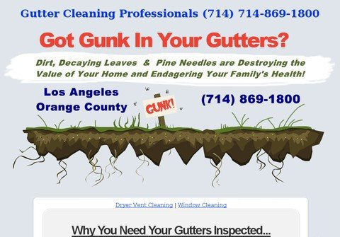 gutter-cleaning-professionals.com thumbnail