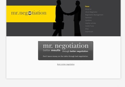 mr-negotiation.com thumbnail