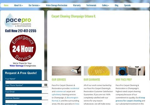 paceprocarpetcleaning.com thumbnail