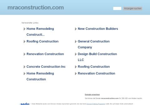 mraconstruction.com thumbnail