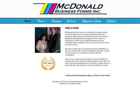 mcdonaldbusinessforms.com thumbnail